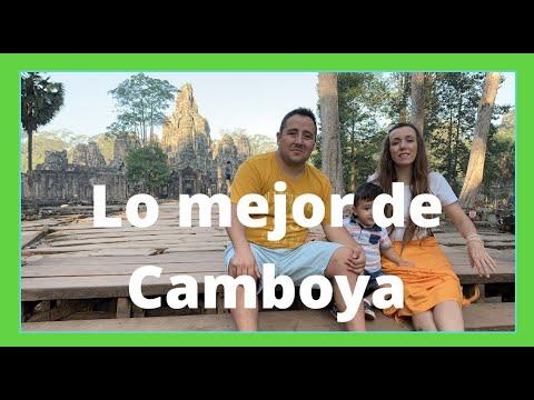 ANGKOR WAT Templos de Camboya. Circuito Corto de 1 día. (Guía completa)