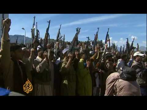 Pakistan 'takes over' Taliban base in Bajaur