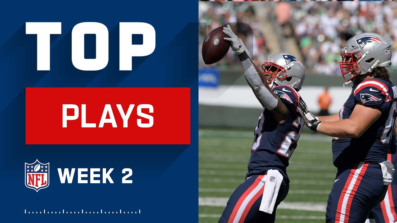 Download Top Plays from Sunday Week 2! | 2021 NFL Highlights