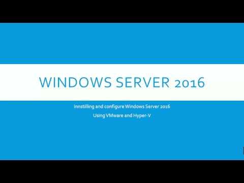 installing-windows-server-2016-with-vmware-(part-1)