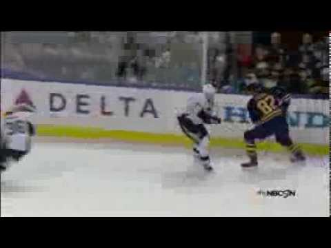 Malkin scores after powerful move @ Sabres