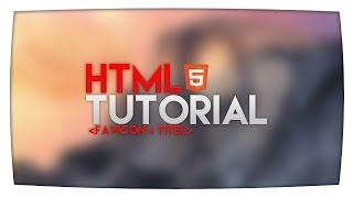 EIGENS ICON + TITLE | HTML TUTORIAL #1 | TSCHNITTGER.TK