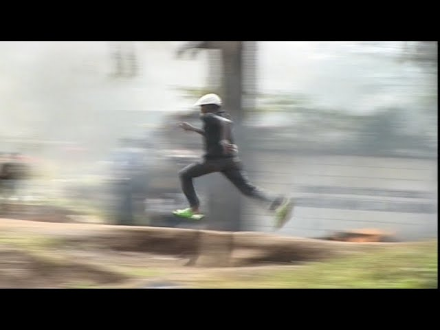 KINYANJUI REPORT: LESSONS FOR MURANG'A PEOPLE RUNNING FROM THE POLICE