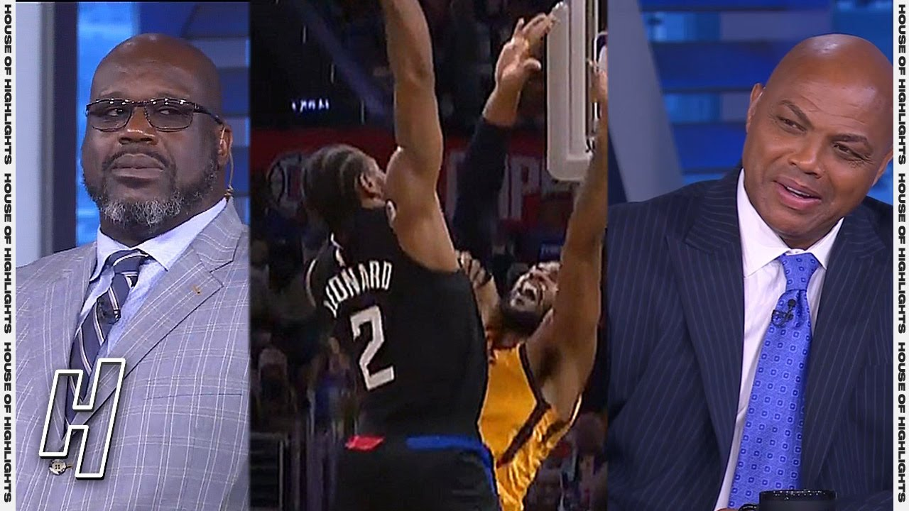 Inside the NBA Reacts to Jazz vs Clippers Game 4 First Half Highlights   2021 NBA Playoffs