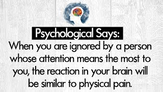 Interesting Psychological Facts