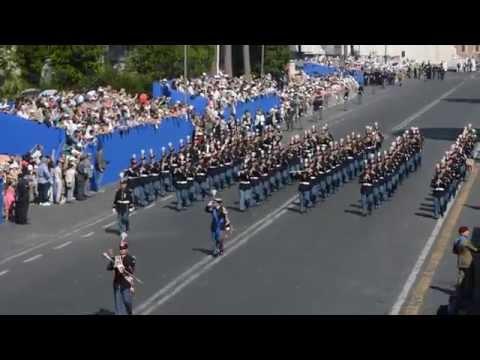 FESTA DELLA REPUBBLICA / 2 Giugno 2015 : La banda della Polizia di Stato