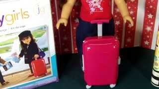 Crafty Toy Collectors- Journey Girls Travel Set
