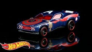 Hot Wheels MARVEL Avengers Cars Revealed Hot Wheels