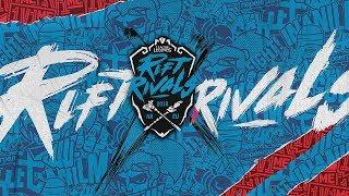 TL vs. G2 - Rift Rivals | NA x EU  | Team Liquid vs. G2 Esports (2018)