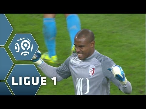 Vincent Enyeama's FANTASTIC game in Lille - OM - Ligue 1 - 2013/2014
