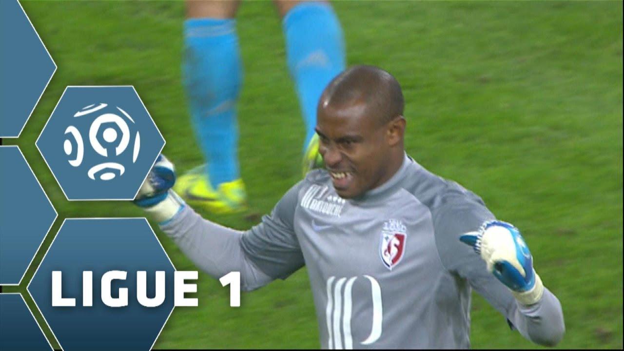 Vincent Enyeama s FANTASTIC game in Lille OM Ligue 1 2013