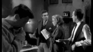 Room At The Top (1959) | Audition (Clip 3) - Ian Hendry (as Cyril - early film credit)