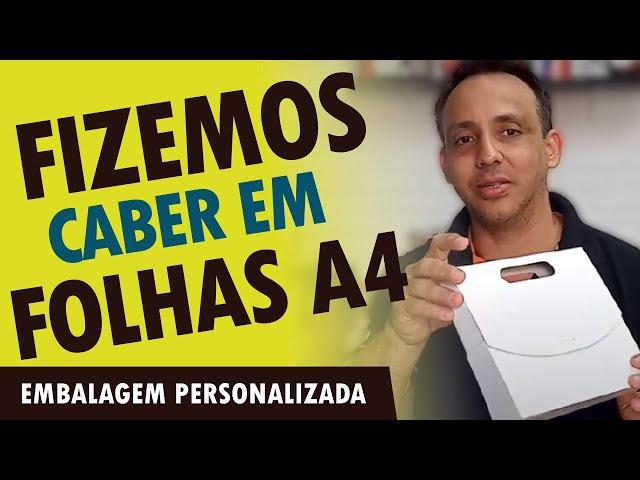 CRIAÇÃO DE ARTE PARA EMBALAGEM PERSONALIZADA - SUBLIMAÇÃO
