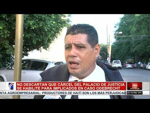Continúa habilitación de cárcel del Palacio de Justicia de Ciudad Nueva