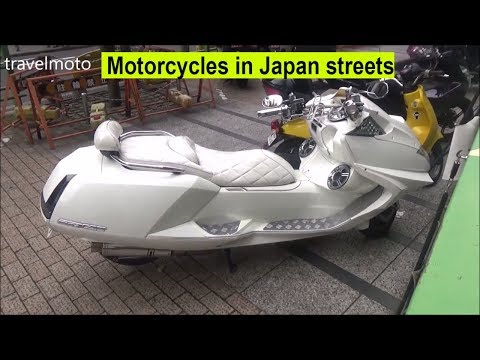 Motorcycles in Japan (part 2)