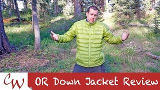Outdoor Research Transcendent Down Jacket Review