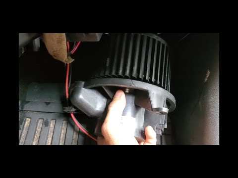 '04 Hummer H2 Blower Motor Replacement & Resistor Modification