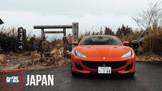 Driving On An Active Volcano In A Ferrari Portofino | Eᴘ30: Jᴀᴘᴀɴ