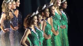 MISS FRANCE 2017 Couronnement d'Alicia AYLIES