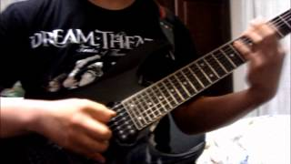 Enigma Machine - Dream Theater Guitar Cover