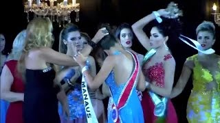 Miss Amazonas 2015 Shocking Coronation - Miss Brazil 2015