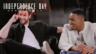 Independence Day: Resurgence | A Candid Conversation: The Speech Heard Round the World