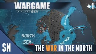 Wargame: AirLand Battle - Campaign Gameplay - War in the North: Part 1