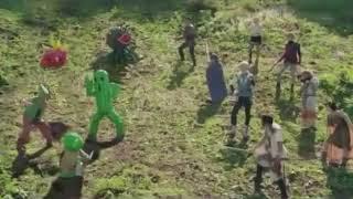 ネタ 勇者ヨシヒコと導かれし七人第3話戦闘シーン.