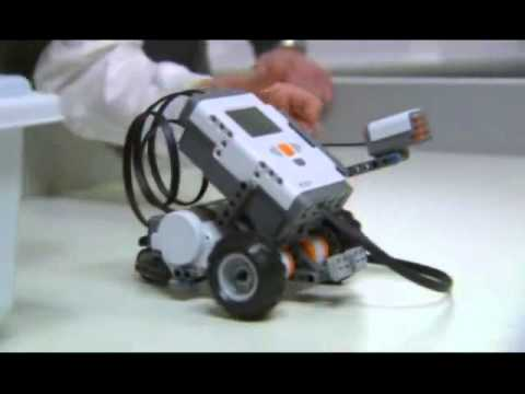 ROBOTIX con LEGO Mindstorm NXT Education