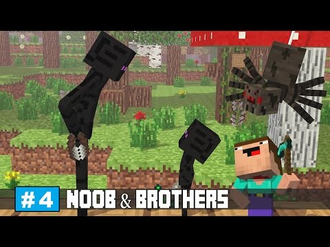 Enderman Encounter - Minecraft Animation