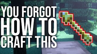 25 Things You Didn't Know Were Craftable in Minecraft!