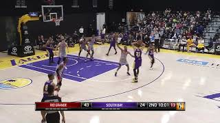 Bruno Caboclo (26 points) Highlights vs. South Bay Lakers