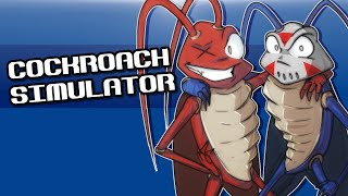 Cockroach Simulator - ROACH INFESTATION! (Cartoonz, Bryce, & Ohmwrecker)