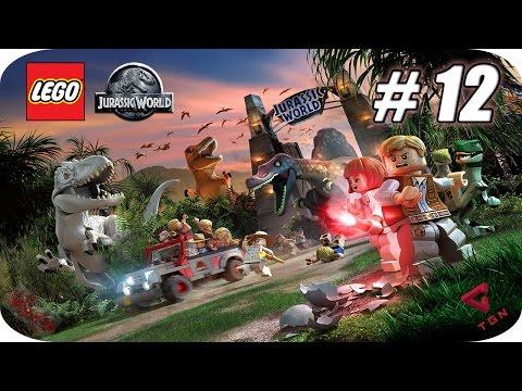 LEGO Jurassic World - Gameplay Español - Capitulo 12 - 1080p HD