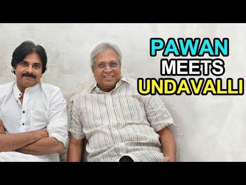 PK Press Meet | Pawan Kalyan Meets Undavalli Arun Kumar Over JAC Formation | ABN Telugu