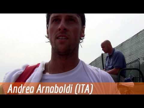 Arnaboldi, ATP Challenger Vercelli 2014 (d. 62 63 Eysseric)