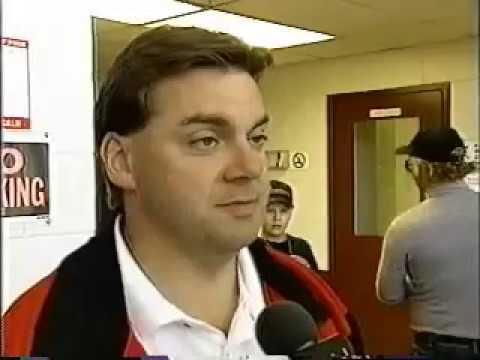NHL: Ottawa Senators Training Camp Troubles (1994)