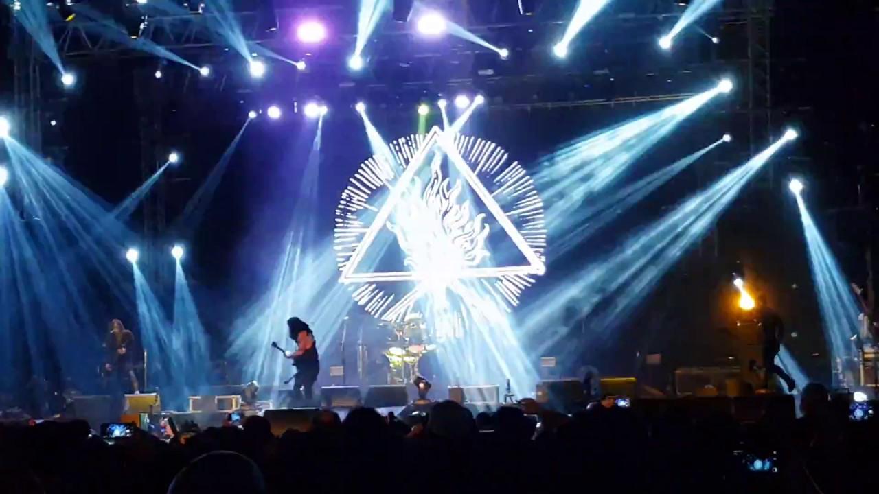 06a3f790f7e6 Behemoth - Wolves ov Siberia (Live in Manila