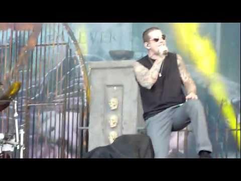 Avenged Sevenfold- Critical Acclaim @ Download Festival Donington park 11th June 2011