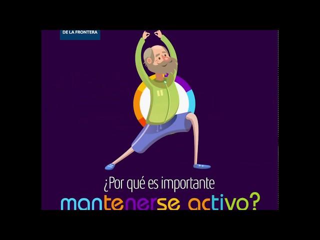 Actividad física en tiempos de pandemia 02 | #UFROActívate