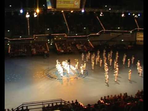 The Royal Swedish Navy Cadet Band at Bremen Musikschau der Nationen 2009
