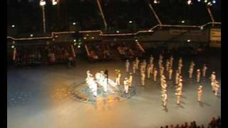 The Royal Swedish Navy Cadet Band at Bremen Musikschau der Nationen 2009