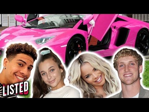 9 Most EXPENSIVE YouTuber Cars!