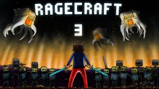 Ragecraft 3 Ep 28 - The Prophecy - Minecraft aventure