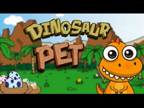 Virtual Pet: Dinosaur life - Educational and fun game for children of all ages to learn by playing