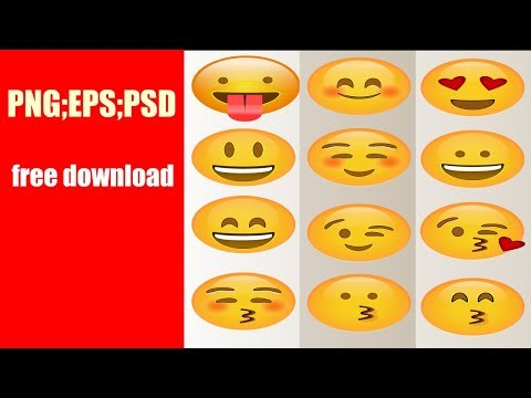[ Nocopyright Photos ] whatsapp emoji free to use: PNG, EPS or PSD