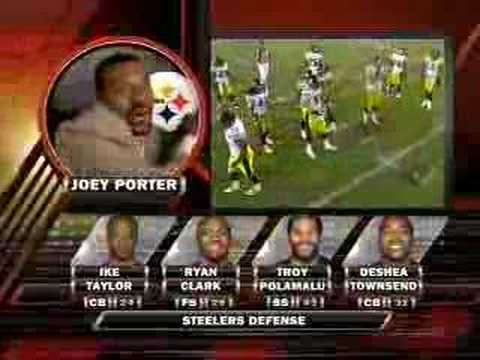 Joey Porter Dean Scream