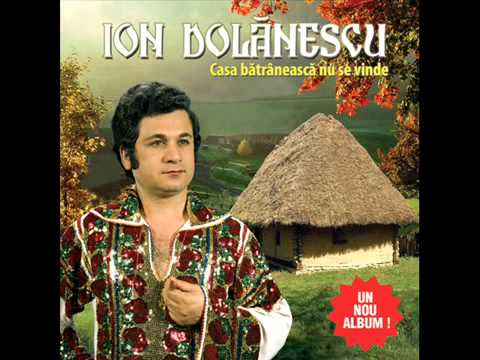 Ion Dolanescu - Mi-e dor de baiatul meu