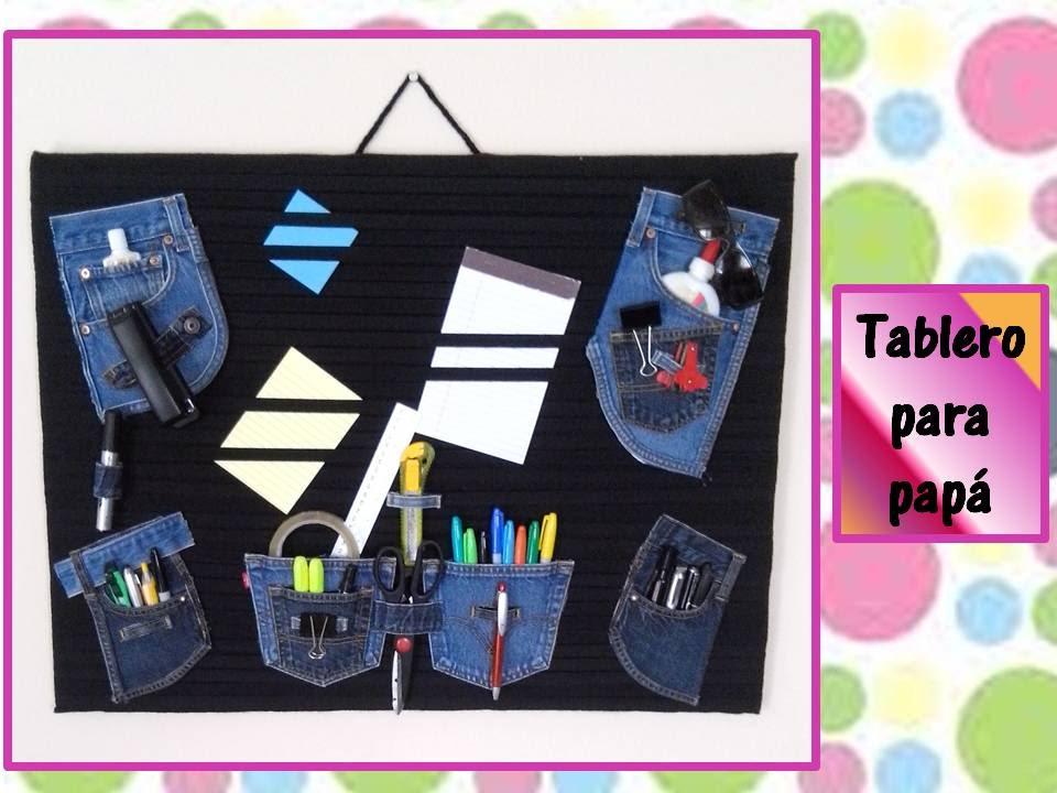 Ideas para regalar a pap tablero para escritorio - Tablero para escritorio ...