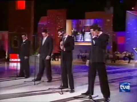 Il Divo - Regresa A Mi (unbreak My Heart) LIVE